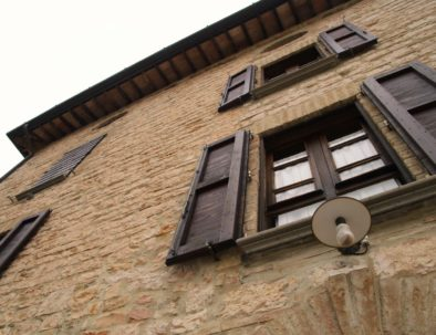 country house umbria marche
