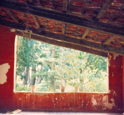 Villa Pascolo negli anni 90