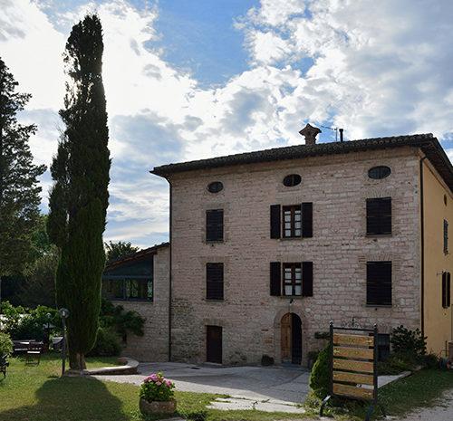 Villa Pascolo Costacciaro